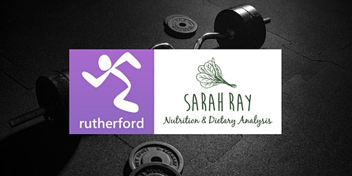 Rutherford Anytime Fitness 8 Week Challenge Nutrition for Body Composition