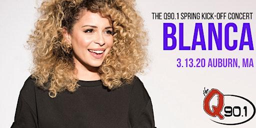 Q90.1 Presents BLANCA in Concert!