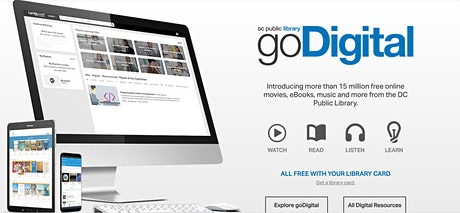 DIY Digital Series: Intro to goDigital Resources tickets
