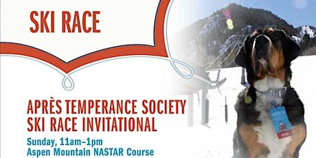 Après Temperance Society Ski Race Invitational tickets