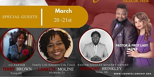 I John Fellowship: Marriage & Family Conference