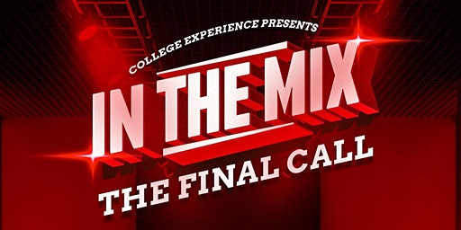 In the Mix 2020: The Final Call