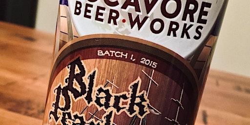 Black Pearl Vertical Tasting