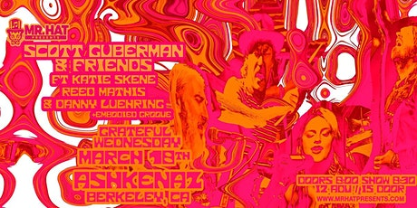Mr. Hat Presents a Grateful Wednesday with Scott Guberman & Friends and Embodied Groove tickets