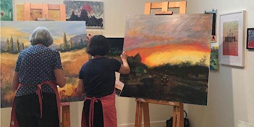 Open studio workshops