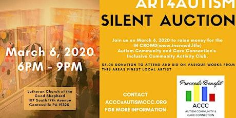 Art4Autism Silent Auction tickets
