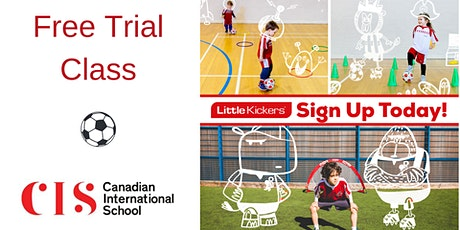 Little Kickers Trial Class tickets