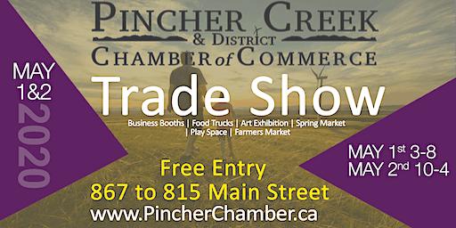 2020 Pincher Creek Trade Show
