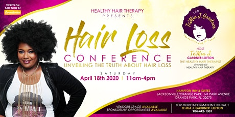 Hair Loss Conference Unveiling The Truth About Hair Loss tickets