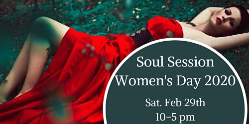 International Women's Day Wellness Retreat Workshop