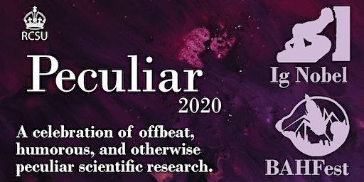 Peculiar 2020