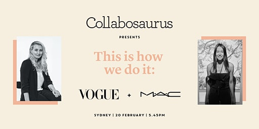 This is how we do it: Vogue & MAC