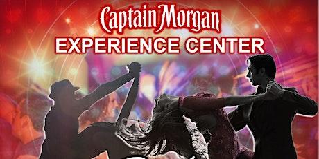 Captain Morgan Cuban salsa experience tickets