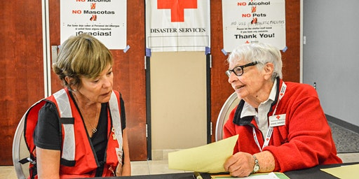 Inspiration Session:  American Red Cross