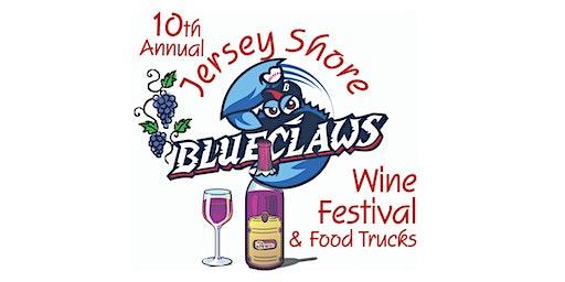 Jersey Shore Wine Festival & Food Trucks - 10th Annual