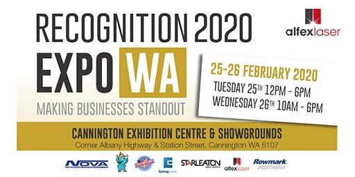 Recognition Expo WA