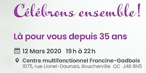 35e anniversaire du Comité d'Allaitement Maternel-CALM