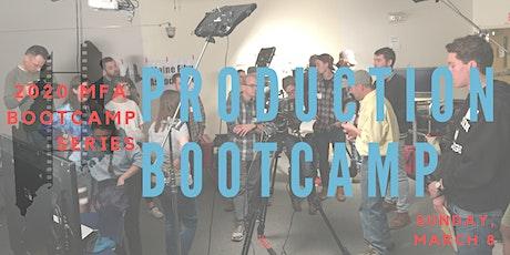 2020 MFA Production Bootcamp tickets