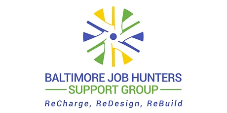 VIRTUAL: Baltimore Job Hunters Support Group Day Session tickets