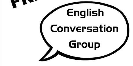 English Conversation Group tickets