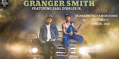 Granger Smith Ft. Earl Dibbles Jr. w/s/g Mackenzie Porter & Sean Stemaly tickets