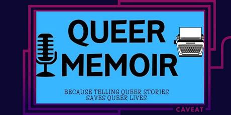 Queer Memoir tickets