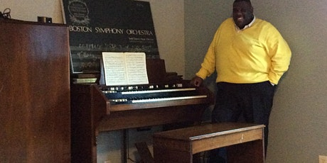 Hammond Organ Concert for Black History Month tickets