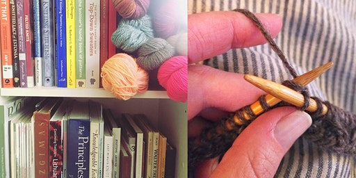 Knitting 101 (two day class) 2/23 & 3/1
