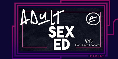 Adult Sex Ed tickets