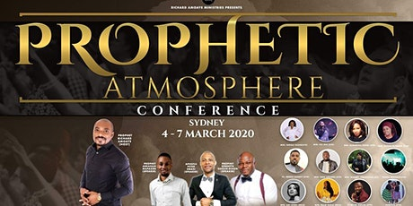Prophetic Atmosphere Conference 2020- Morning Sessions tickets