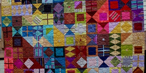 Let's Polka-A Beginner Quilting Class with Candace Hassen