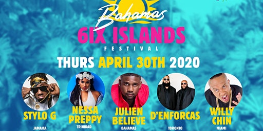 The Six Islands Festival Pre Jouvert Cooler Party.