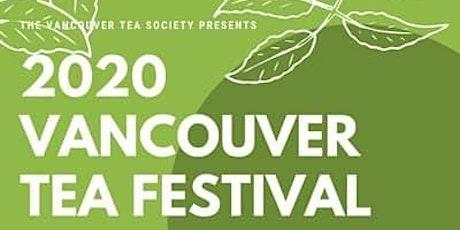 Vancouver Tea Festival 2020 tickets