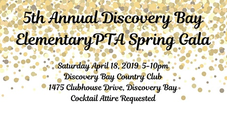 5th Annual Spring Gala tickets