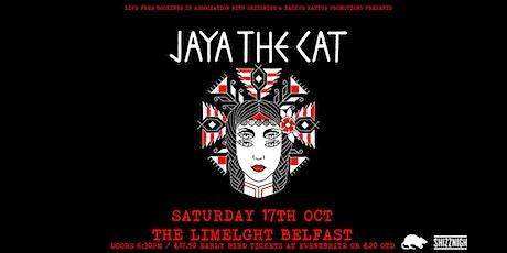 Jaya The Cat tickets