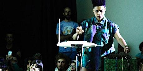 Hannah Catherine Jones: Afrofuturism & Gesamtkunstwerk tickets