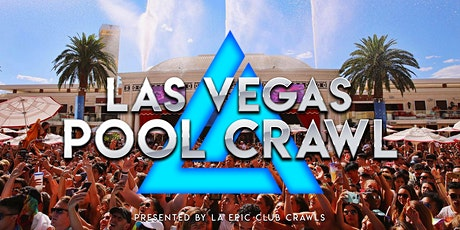Las Vegas Pool Crawl  tickets