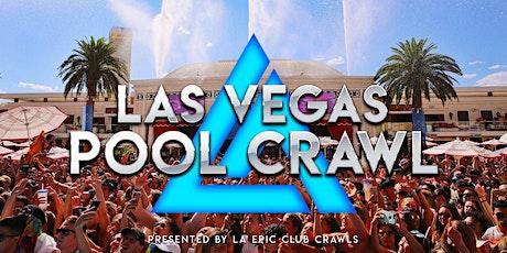 Las Vegas Pool Crawl  billets