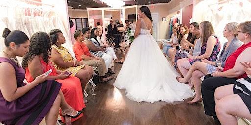 Sunday at Soliloquy Bridal Fashion Show
