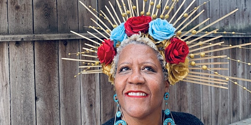 Make a Custom Headdress for the Black Joy Parade