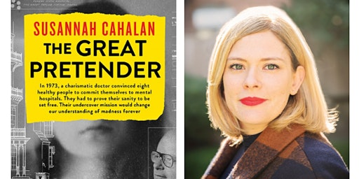 Palo Alto University Presents A Webcast with NYT Bestselling Author Susannah Cahalan
