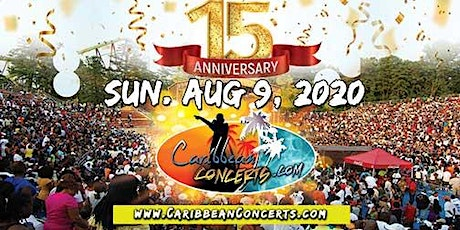 Caribbean Concerts on Sun. August 9, 2020 tickets