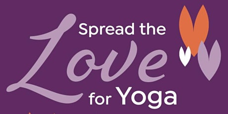 Spread The Love With Yoga tickets