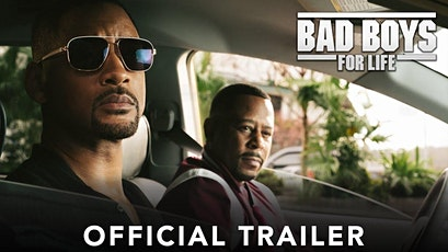 OUTDOOR MOVIE NIGHT - Bad Boys For Life tickets