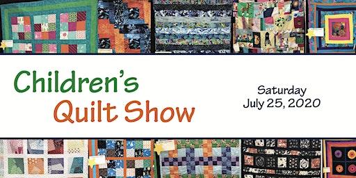 Children's Quilt Show