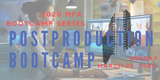 2020 MFA Postproduction Bootcamp
