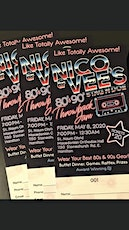 Nico  &  Vee's Stag N Doe 80's & 90's Throw Back Jam tickets