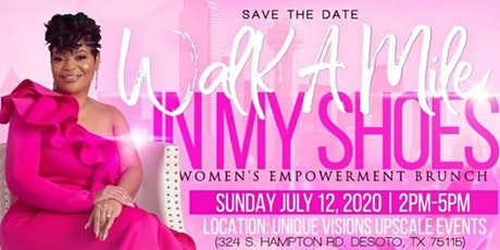 Walk A Mile In My Shoes Empowerment Luncheon tickets