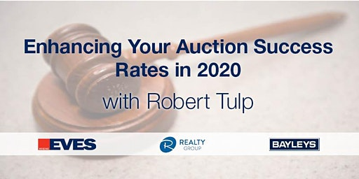Auction Training with Robert Tulp