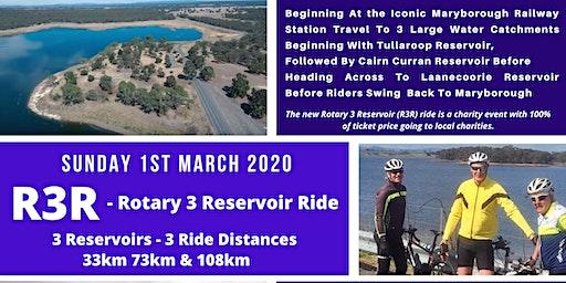Rotary 3 Reservoir Ride